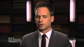 Suits Cast Interview: Patrick J. Adams