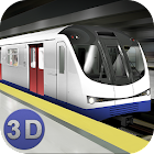 London Subway: Train Simulator icon