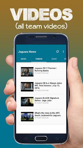 Jacksonville Football: Jaguars  screenshots 2