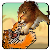 Lion Vs Tiger 2 Wild Adventure