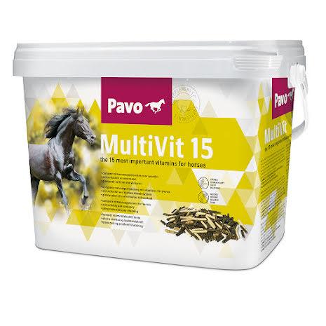 Pavo Multivit 15 3kg