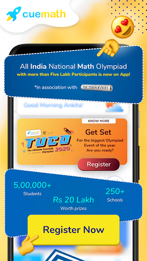 Cuemath: Math Games, Brain Training & Learning App 1.21.0 screenshots 1