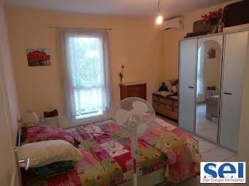 Appartement 3 pièces 76,42 m2