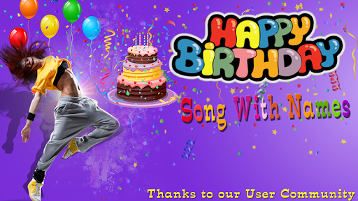 Birthday Song maker by Name- Wish happy Birthday🎂 photos 2