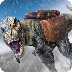 Extreme Dino Rex Snow Cargo for PC and MAC