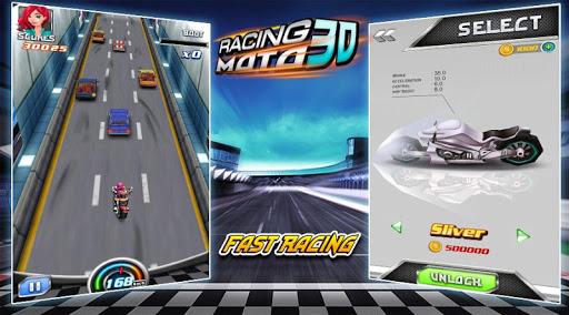 Moto Racing 3D Game 1.1.1 screenshots 5