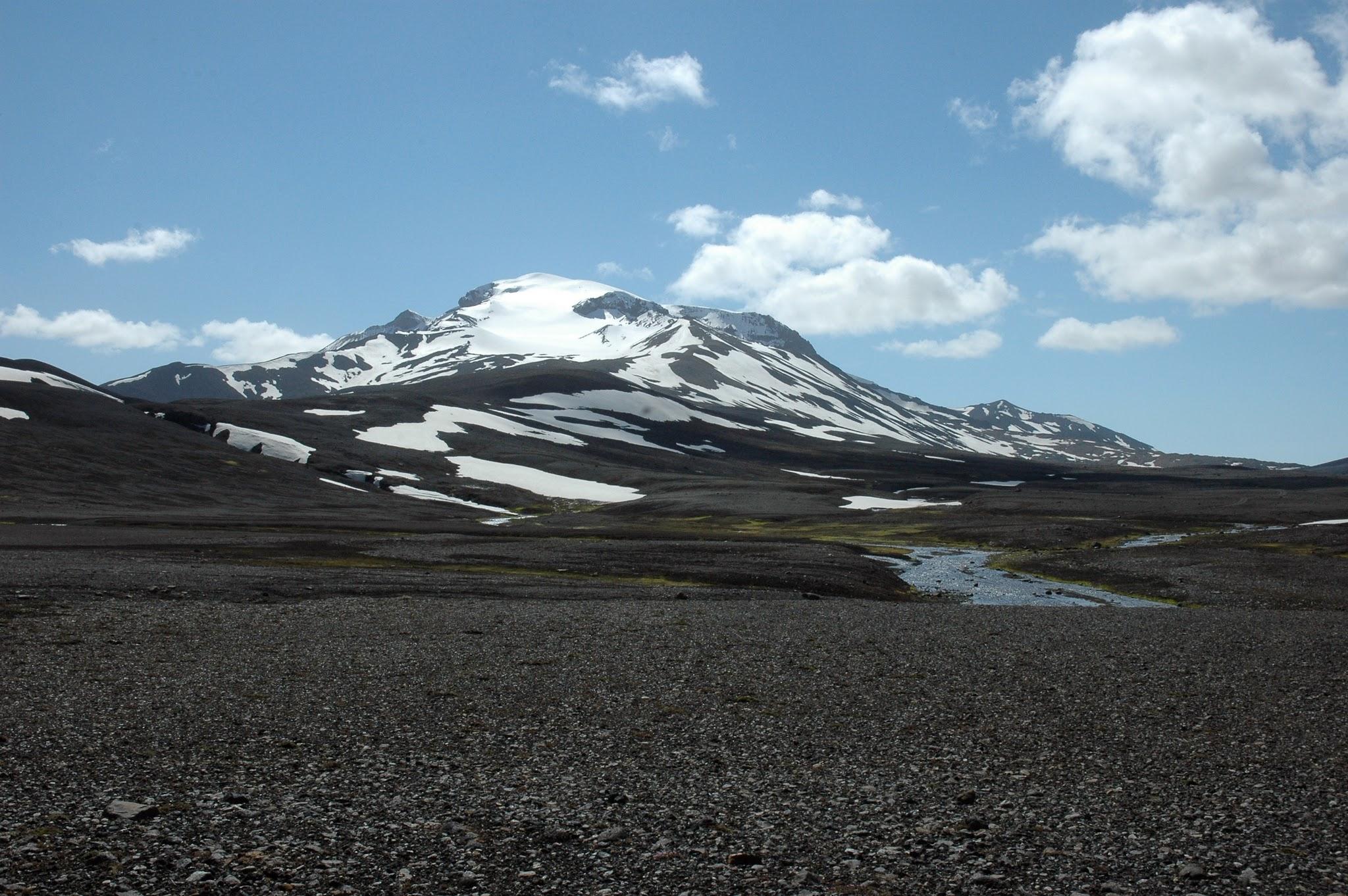 Photo: Vulcano Snaefell, Islanda. 3 luglio 2006 (© Paolo Cortini) www.90est.it