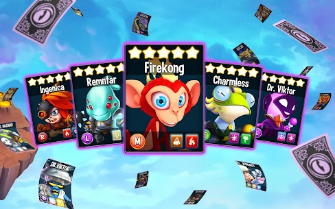 Monster Legends Mod Apk (Damage/Always 3 Stars) 15