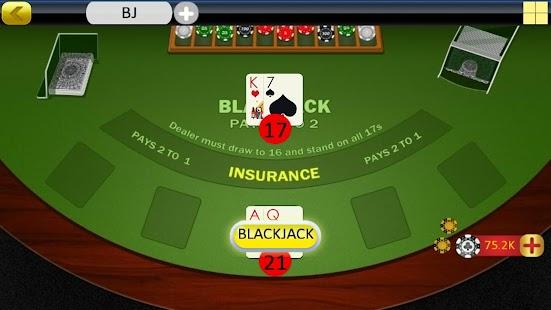 Poker Offline and Live Casino - náhled