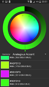 Color Harmonizer screenshot 2