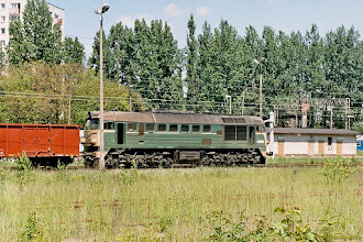 Photo: ST44-610 {Rybnik; 2003-05-24}