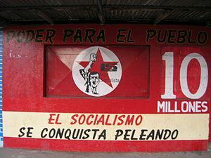 Liga Socialista (Venezuela) - Wikipedia, la enciclopedia libre