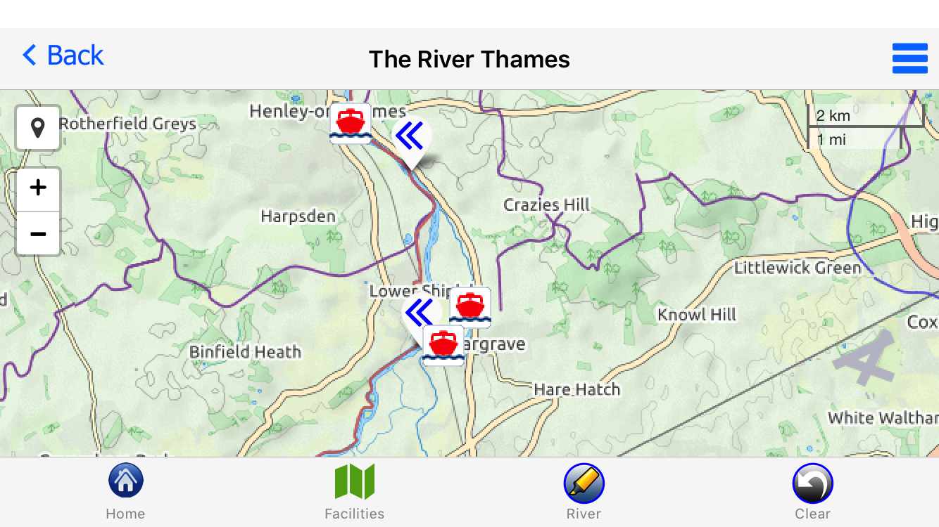 River Thames Guide Lite- screenshot