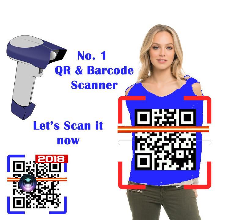 Pro PDF417 QR & Barcode Data Matrix scanner reader Screenshot 0