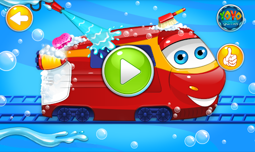 Train Wash  screenshots 9
