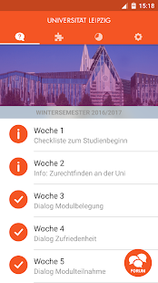 StudienAPPschluss Uni Leipzig- screenshot thumbnail