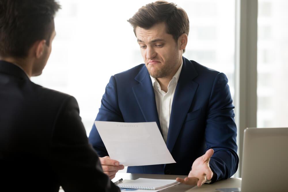 Erros que não devem ser cometidos no atendimento ao cliente