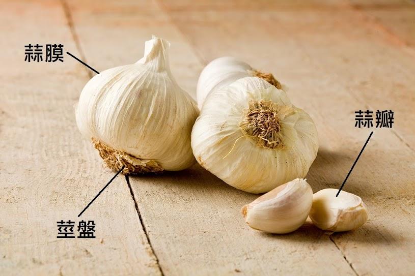 蒜頭的保存處理及4種醬料製作方法