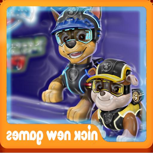 Paw Subway Mission Patrol Games