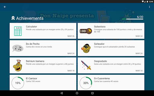 Tute Subastado 1.3.0 screenshots 14