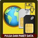 Pulsa dan Paket Data icon