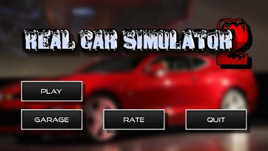 Real Car Simulator 2 - náhled