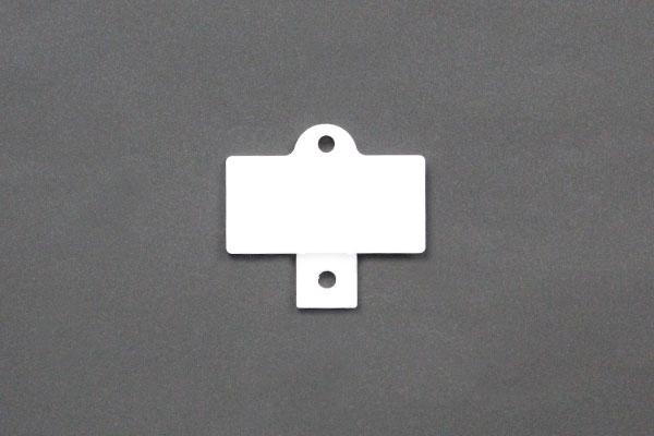 porta precio anexo para clip strip HP108
