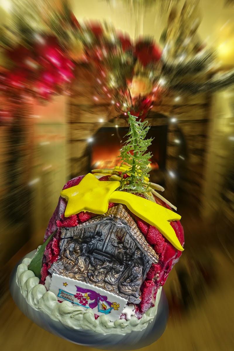 Dolce Natale all'ombra del camino di lugiube