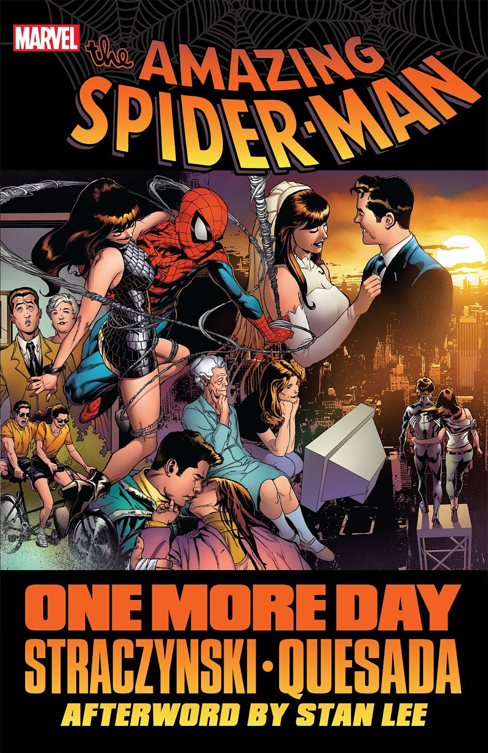The Amazing Spider-Man - One More Day (2008)