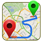 GPS,地图,导航和方向 icon