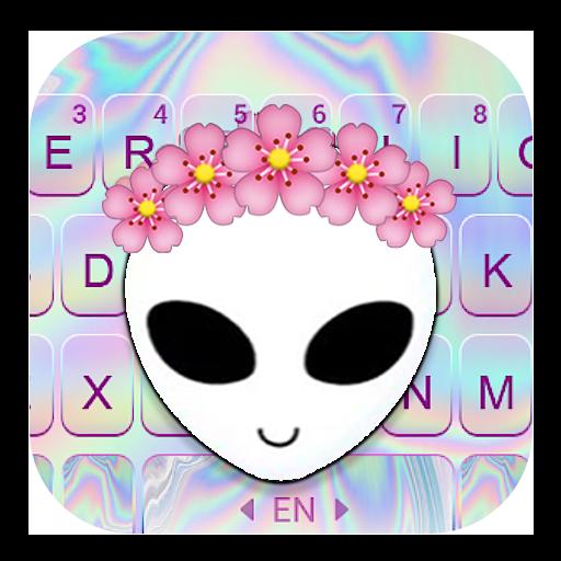 Cute Alien Emoji Keyboard Apps On Google Play