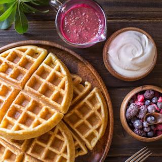 Best Ever Buttermilk Waffles