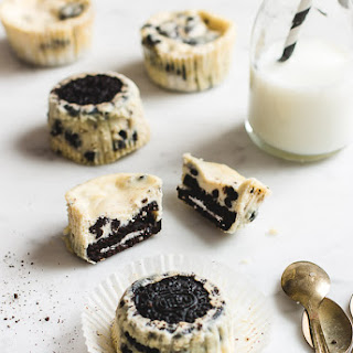 Mini Oreo Cheesecakes Recipes