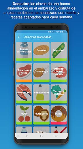 018763cde ... iNatal · App de embarazo screenshot 3 ...