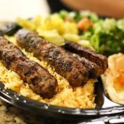 Kofta Plate (Kebab)