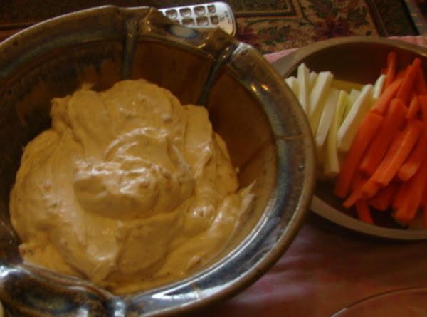 Gusto Ranch Dip Recipe