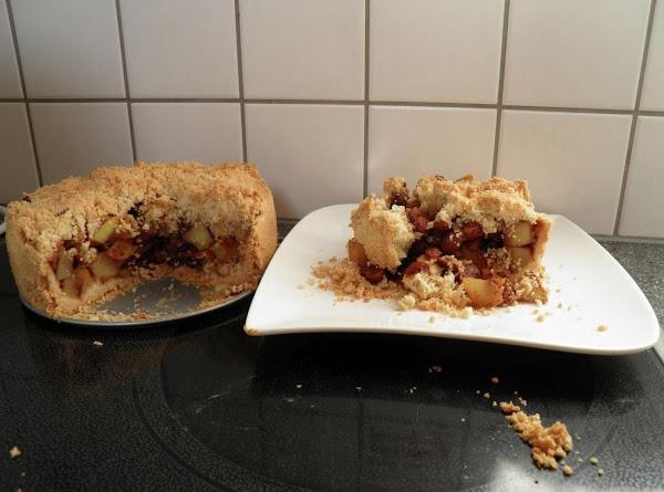 Authentic European Wholewheat Apple Cinnamon Pie Recipe