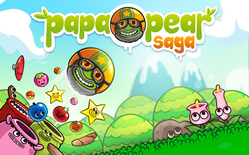 Papa Pear Saga screenshots 6