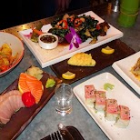 most incredible Sashimi in Miami in Miami, Florida, United States