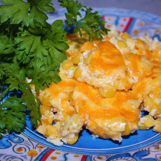 Sagaponack Corn Pudding