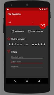 Flix Roulette - screenshot thumbnail