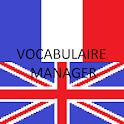 Vocabulaire manager icon