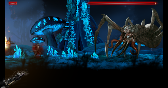 Dead Ninja Mortal Shadow 2 Screenshot