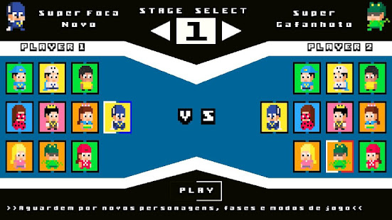 Luccas Neto : Super Foca Mini Fighters Brawlers 1.0.0 APK + Мод (Free purchase) за Android