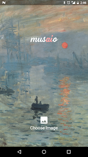Musaio (beta) - Artistic AI- screenshot thumbnail
