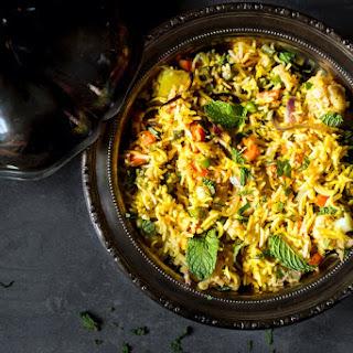 My Mother'S Bengali Vegetable Biryani Recipe