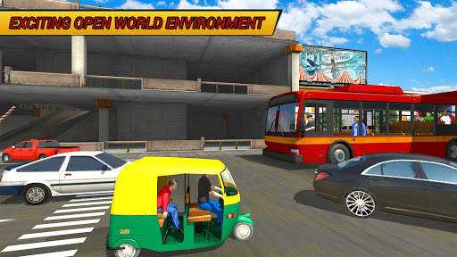 Tuk Tuk Driving Simulator 2018 1.5 screenshots 4