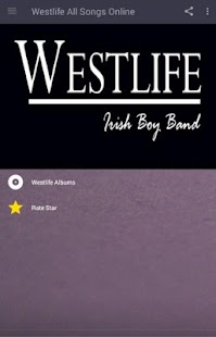 Westlife All Songs Online - náhled