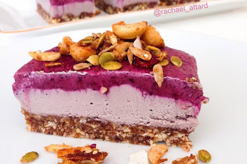Acai Bowl Cheesecake