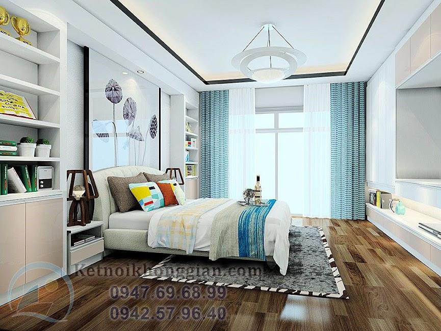 thiết kế căn hộ chung cư trang nhã